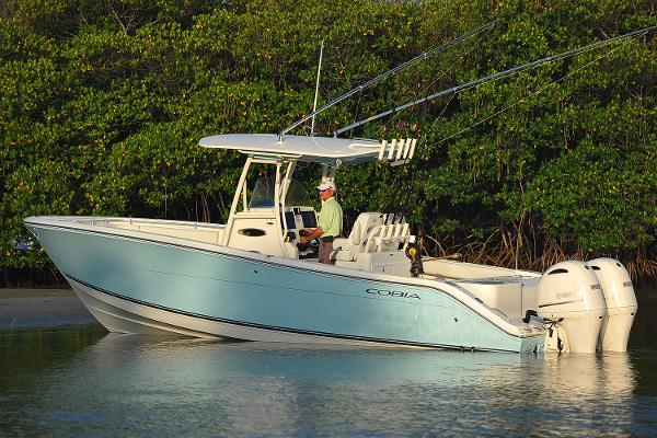 Cobia 277 Center Console Manufacturer Provided Image