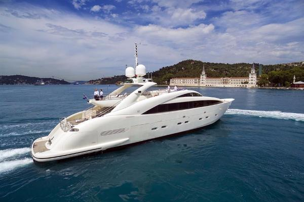 ISA Yachts 36M