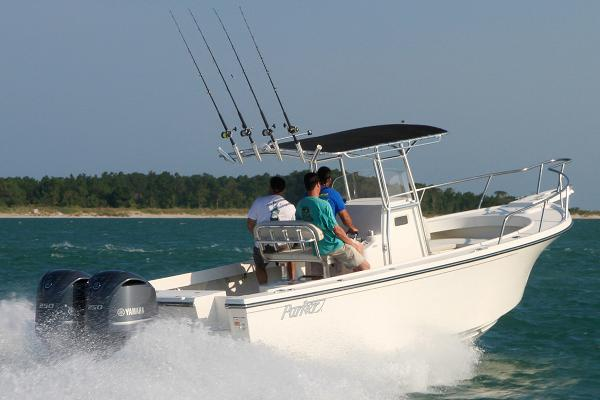 Parker 2801 Center Console Manufacturer Provided Image