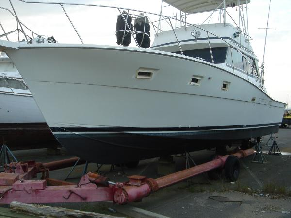 Viking 41 Conv Sport Fisher 41 Viking Convertible 1980