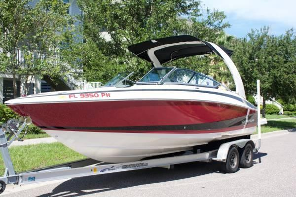 Regal 2500 Bowrider