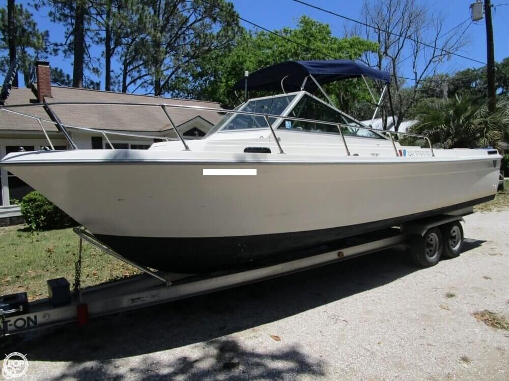 Wellcraft 248 Offshore 1981 Wellcraft 248 Offshore for sale in Darien, GA