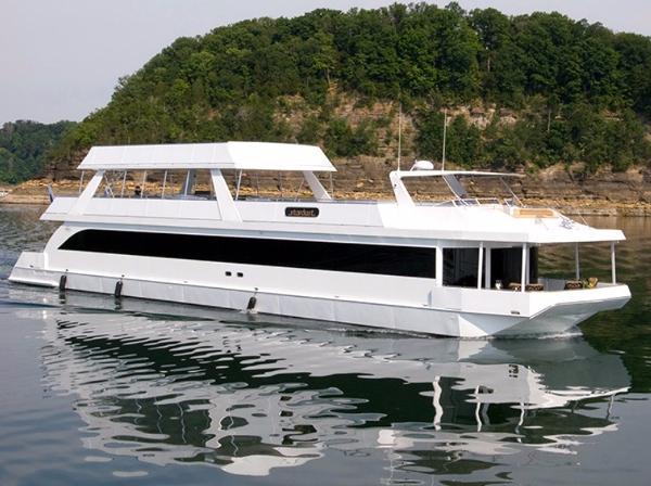 Stardust Custom Luxury Houseboat