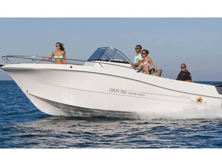 Pacific Craft PACIFIC CRAFT 750 Open