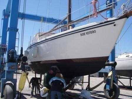 1980 Catalina 30 Tall Rig, Etobicoke, Ontario - boats com