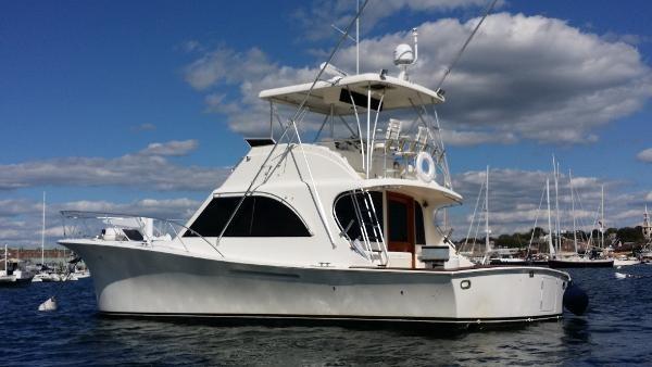 Jersey 47 Convertible Sportfisherman