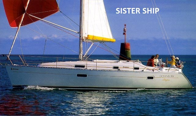 Beneteau Oceanis Clipper 361 Default