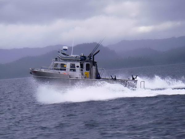 Commercial Charter / Dive / Ex Gillnetter
