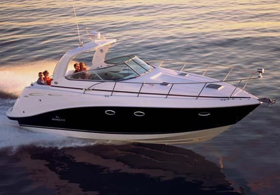 Rinker 350 Express Cruiser Manufacturer Provided Image