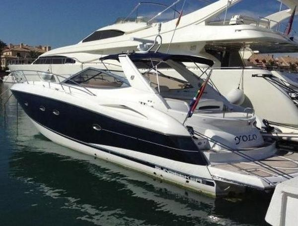 Sunseeker Portofino 46 In Port