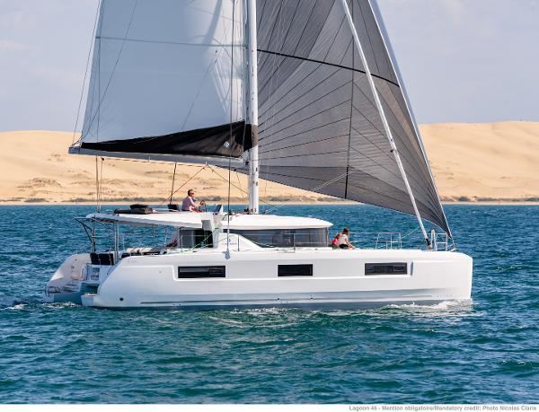 Lagoon 46 Manufacturer Provided Image