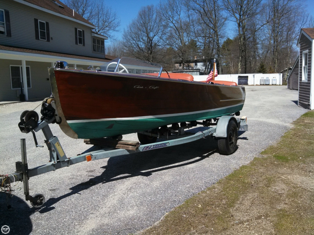 Chris-Craft 17 Sportsman 1950 Chris-Craft 17 Sportsman for sale in Windham, ME
