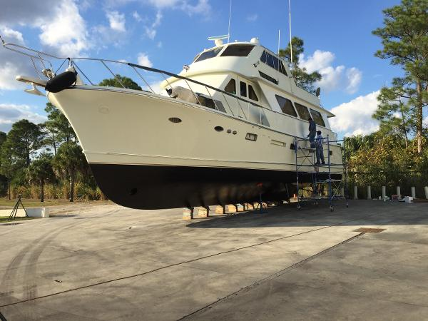 Lien Hwa PACIFICA 62' Lien Hwa Enclosed Bridge Pacifica