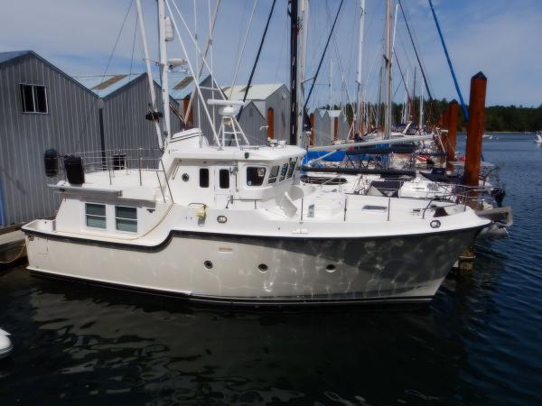 Nordhavn Trawler  Nordhavn 40 Hull #10
