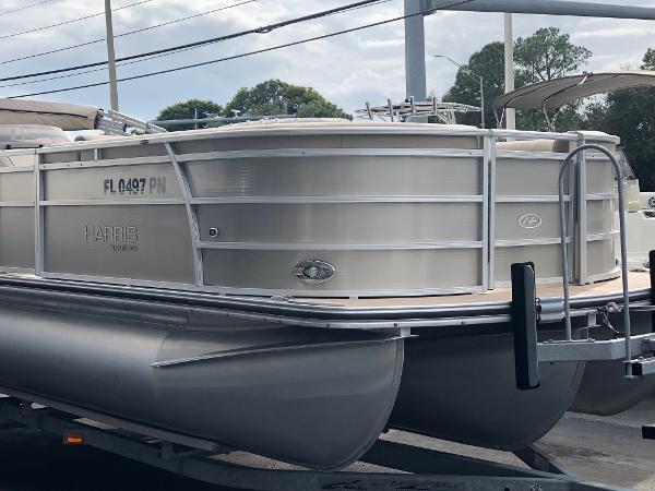 Harris FloteBote 240 TRI-TOON