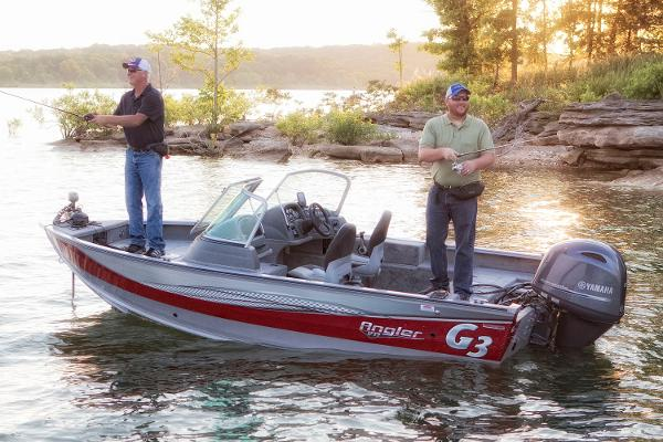 G3 Boats Angler V17 SF