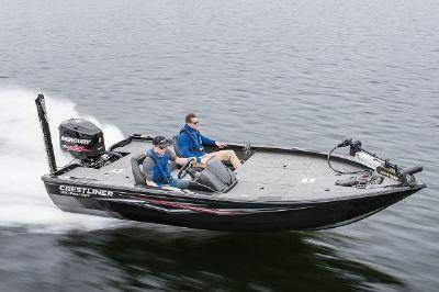 Crestliner 1750 Bass Hawk