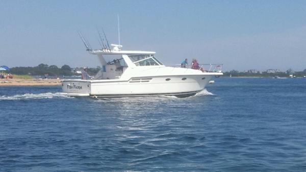 Tiara Yachts Open Fish Farm