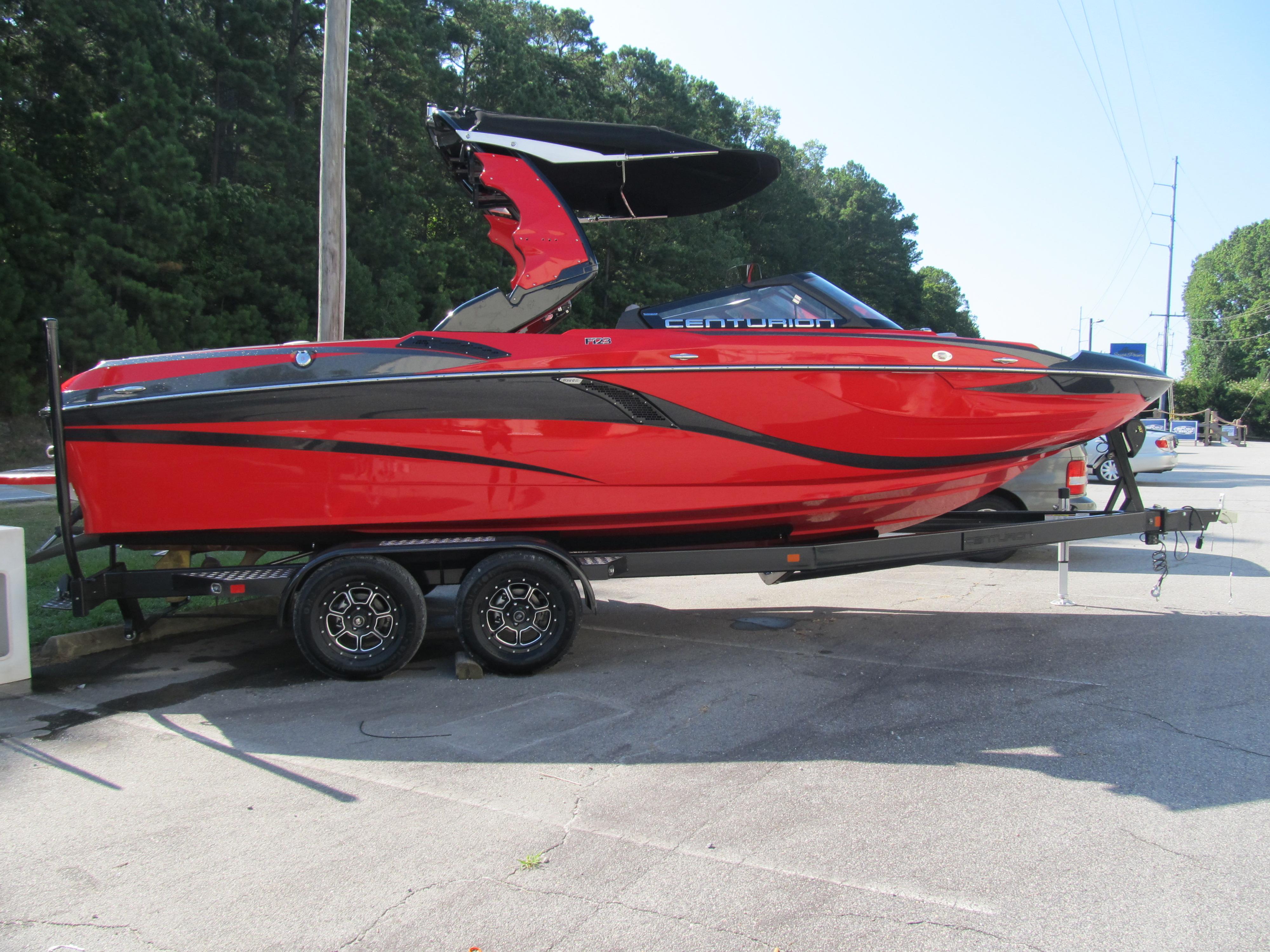 Malibu Boats LLC Wakesetter Series Wakesetter 21 VLX
