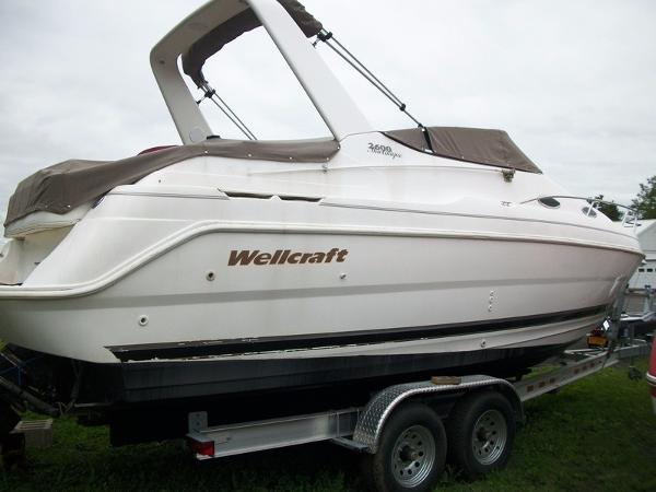 Wellcraft 2600 Martinique