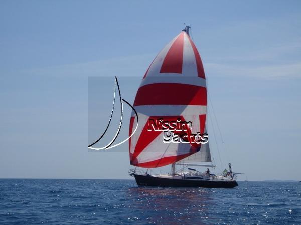 Moody Moody 56 Moody 56 sailing