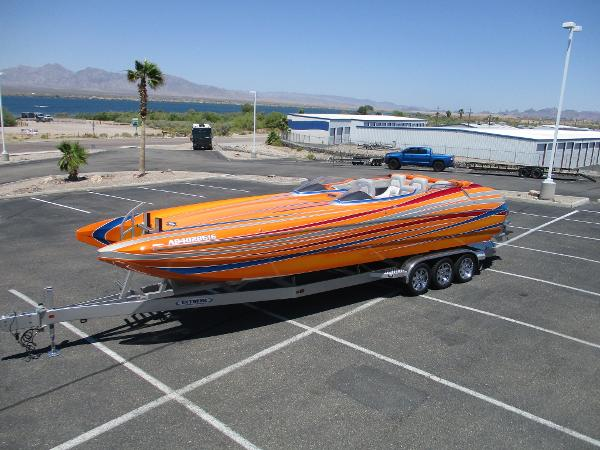 Daves Custom Boats F 29