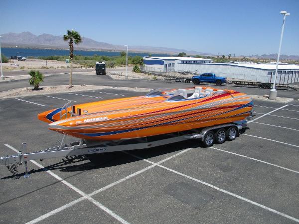 Daves Custom Boats F 29