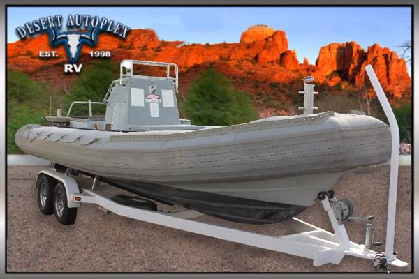 Willard Marine Inflatable Navy Boat [BARGAIN CORRAL UNIT]