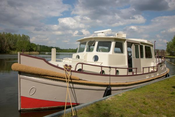 Custom Dutch Barge Luxe Motor 12.50 m Dutch Barge