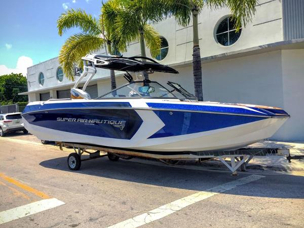 Nautique 2016 Super Air Nautique G25 Coastal Edition