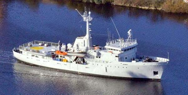 Custom Support Guard Vessel