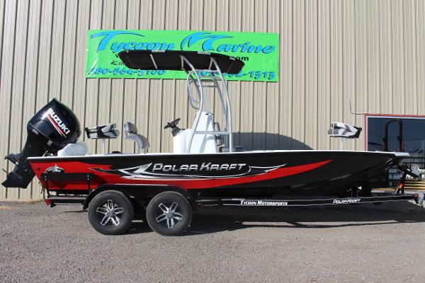 Polar Kraft Bay TX 206
