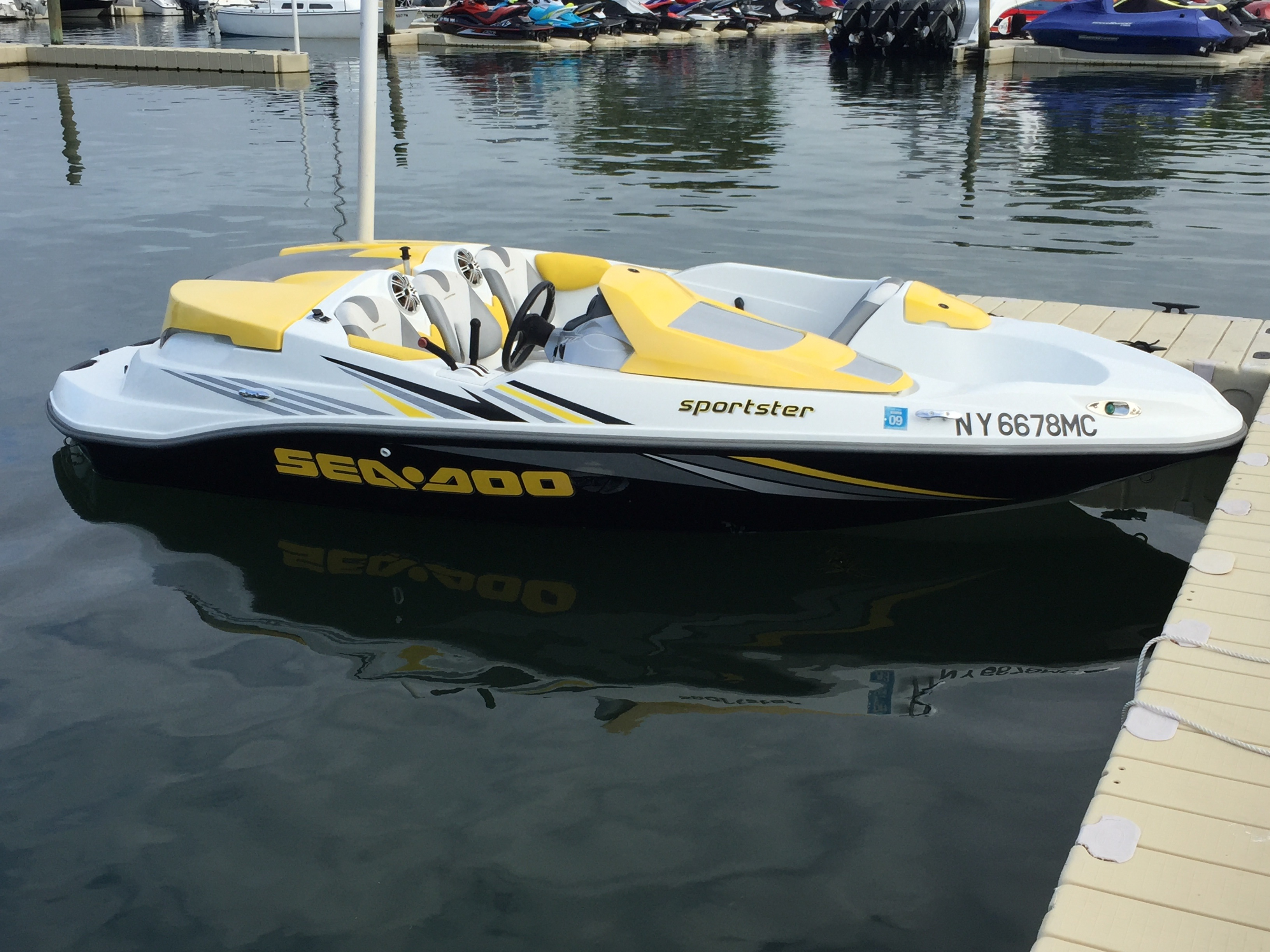 Sea-Doo Sportster 150