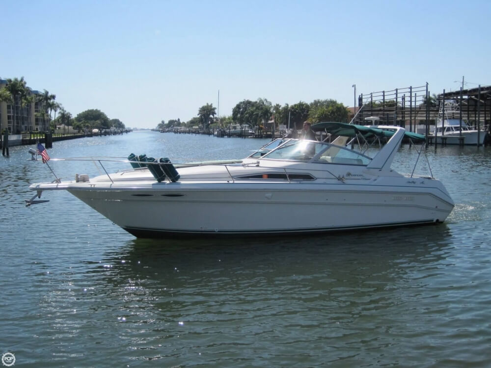 Sea Ray 330 Sundancer 1993 Sea Ray 330 Sundancer for sale in Saint Petersburg, FL