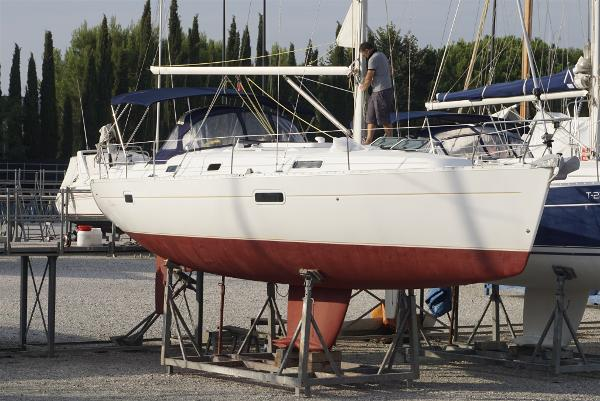 Beneteau Oceanis Clipper 361 _DSC5962