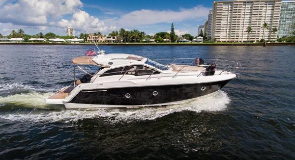 Sessa C35 Starboard
