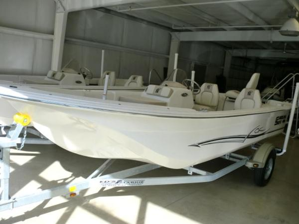 Carolina Skiff JVX Series 18SC