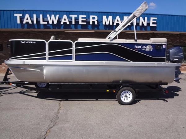 G3 Boats SunCatcher V20FC