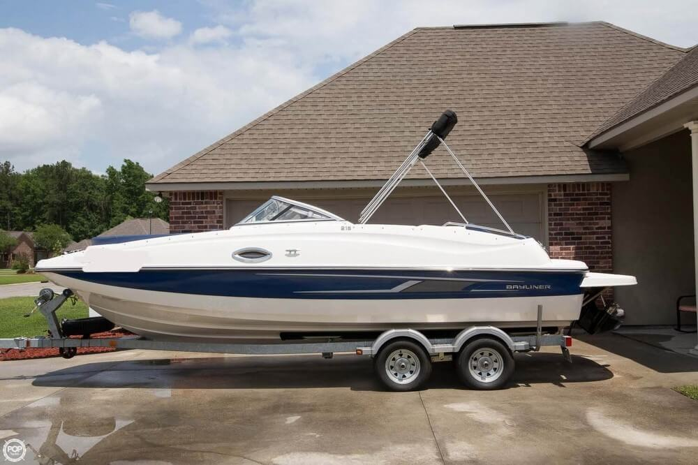 Bayliner 215 2014 Bayliner 215 for sale in Denham Springs, LA