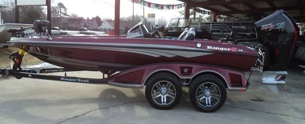 Ranger Boats Z518L