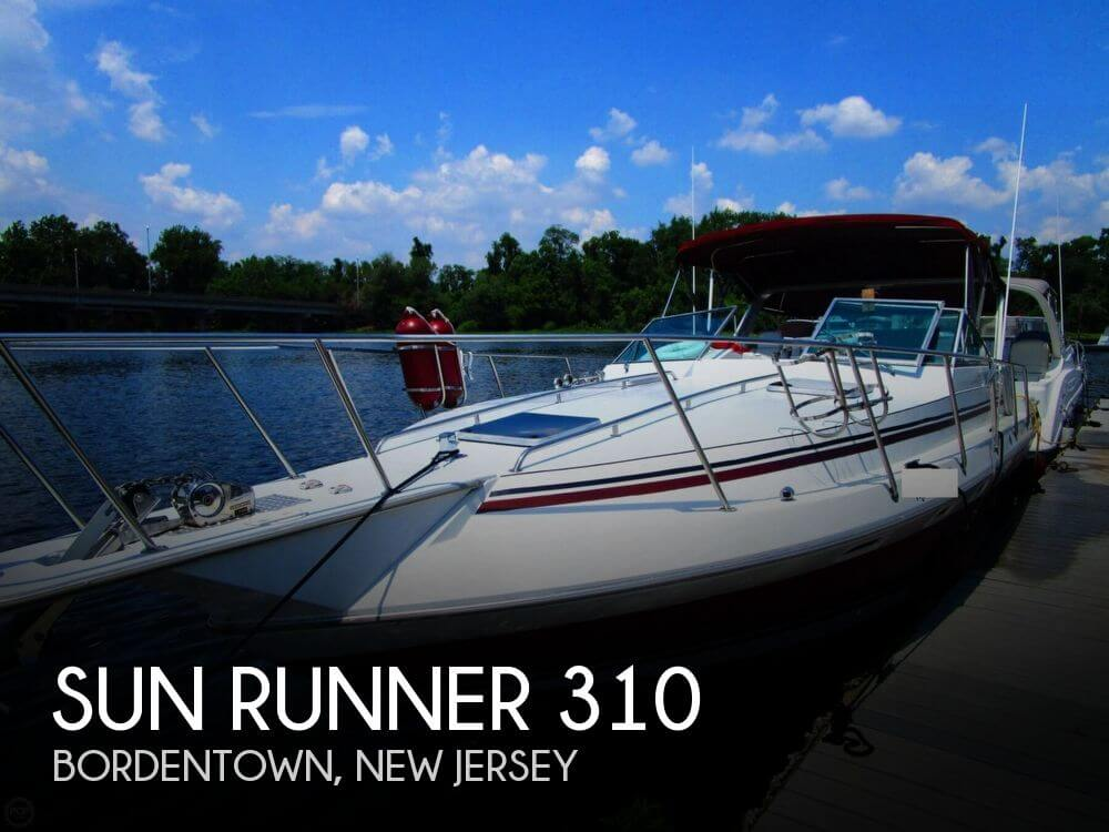 Sun Runner 310 1986 Sun Runner 310 for sale in Bordentown, NJ