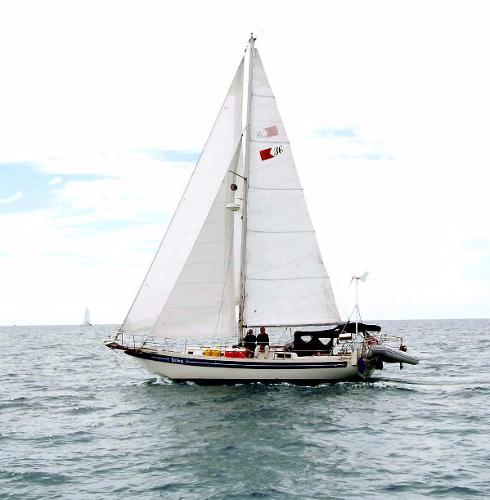 Bayfield 36 Cutter