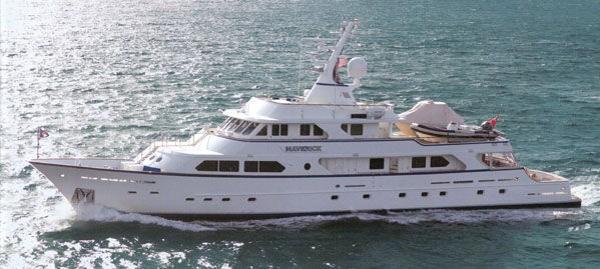 Sterling Yachts 140 Cockpit Motor Yacht