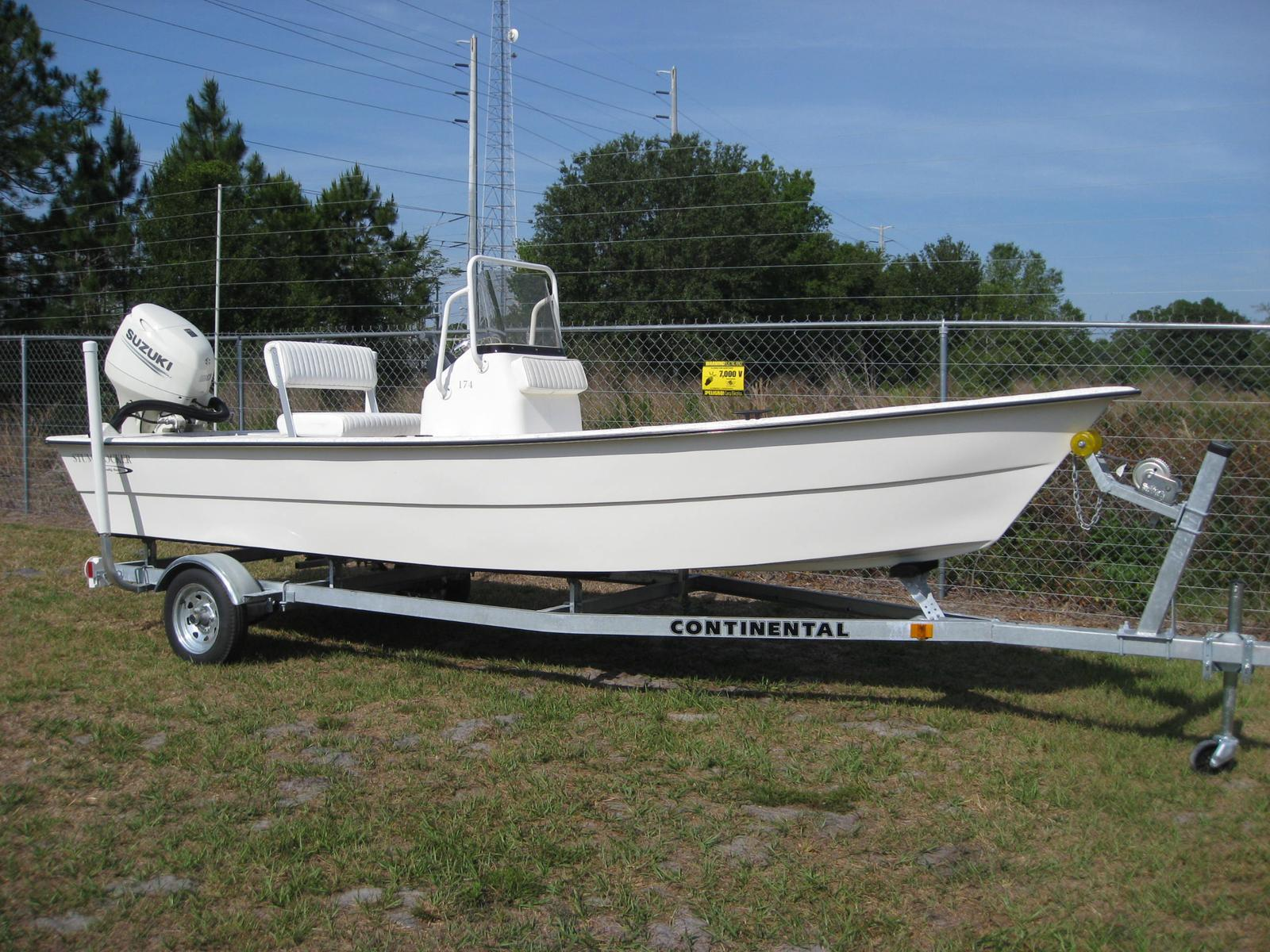 Stumpnocker 174 Skiff CC