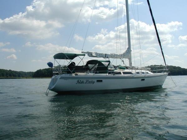 Catalina 34 Irish Lady Catalina 34
