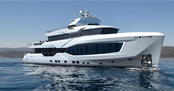 Numarine 37XP Hull #1