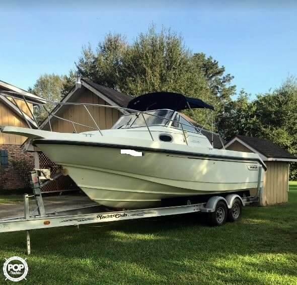 Boston Whaler 23 Conquest 1999 Boston Whaler 23 Conquest for sale in Lake Charles, LA