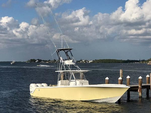 Sea Vee 37 Z Profile