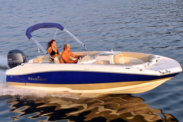 Nautic Star 203SC Sport Deck Manufacturer Provided Image
