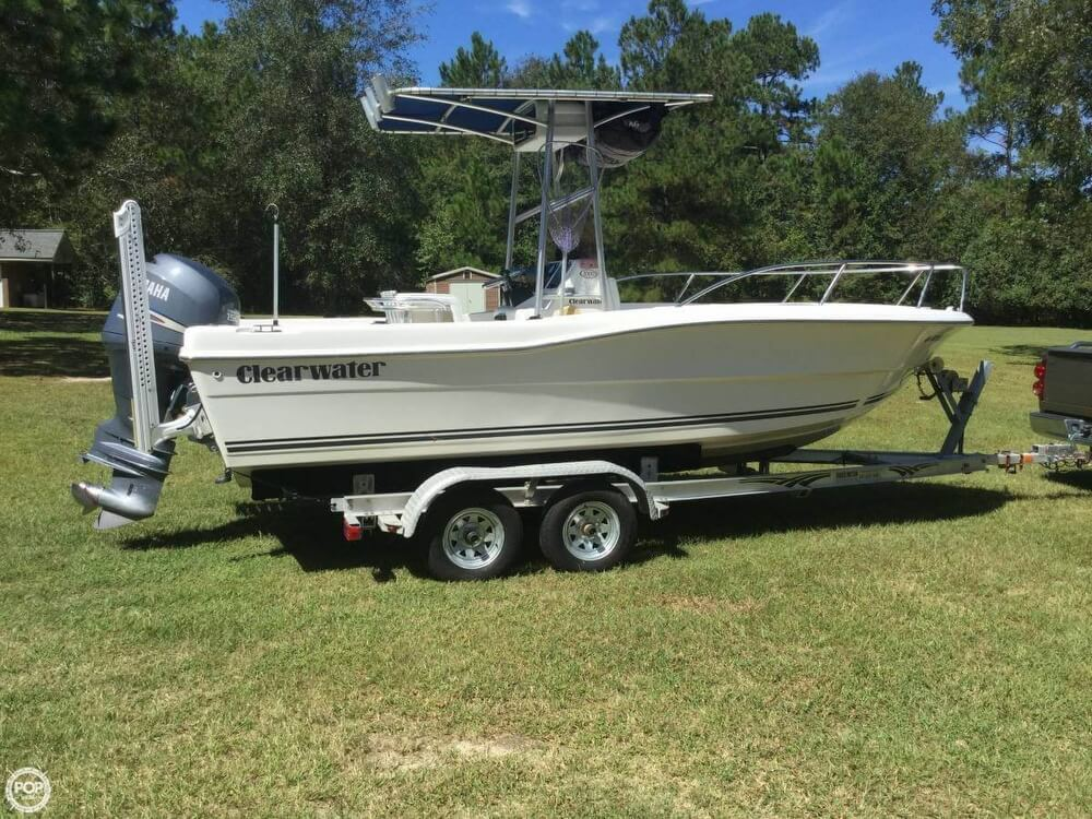 Clearwater 2000 Cc 2008 Clearwater 2000 for sale in Statesboro, GA